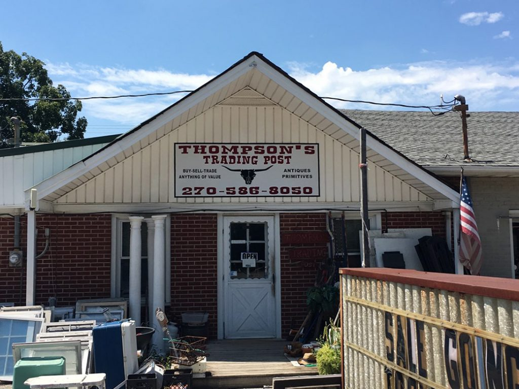 Thompson's Trading Post